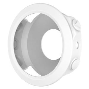 Image 5 - Wysokiej jakości silikonowe skrzynki pokrywa opaska na nadgarstek bransoletka Protector dla Garmin Fenix 5 smart watch kolorowe silikonowe