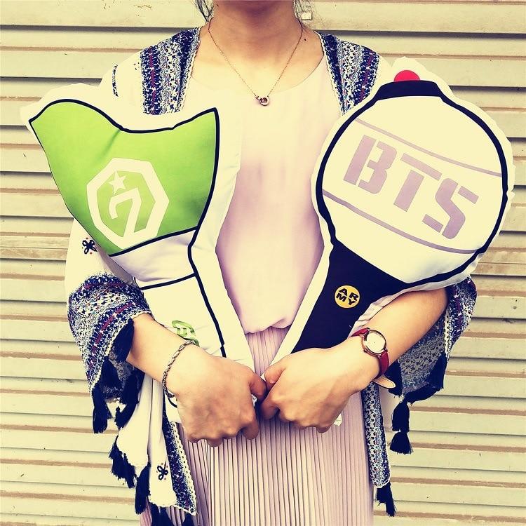 GOT7 Lamp Bird Lamp Love Club Lantern Pillow kpop bts army bomb light stick bt21 bangtan boys EXO TWICE WANNA ONE