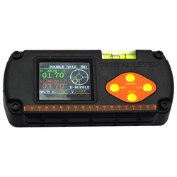 Digital Protractor Inclinometer Dual Axis Level Measurebox Angle Ruler Elevation Meter Digital Level Protractor Us Plug