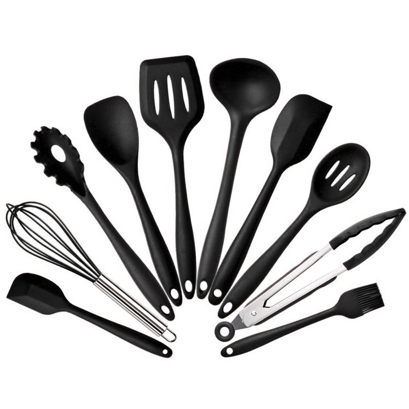 Silicone Kitchen Utensils for Cooking and Non Stick Spatula with Heat Resistant Property