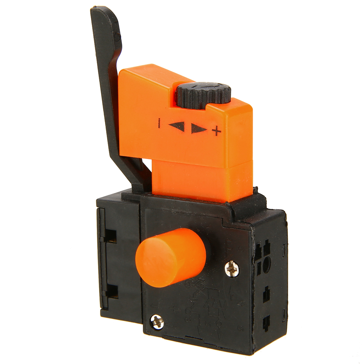 AC 250V/4A <font><b>FA2</b></font>-<font><b>4</b></font>/<font><b>1BEK</b></font> Adjustable Lock on Electric Hand Drill Speed Control Trigger Switch for Electric Drill Trigger Switches image