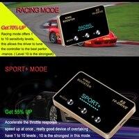 Sprint Booster Drive by Wire регулятор задержки дроссельной заслонки для VW Amarok LUPO FOX POLO GOLF 4 IV BORA BEETLE ПАССАТ шаран