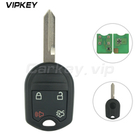 Remotekey CWTWB1U793 4 button FO38 434Mhz No Chip For Ford Edge Escape Expedition Explorer Fusion Mustang Taurus 2005 2011