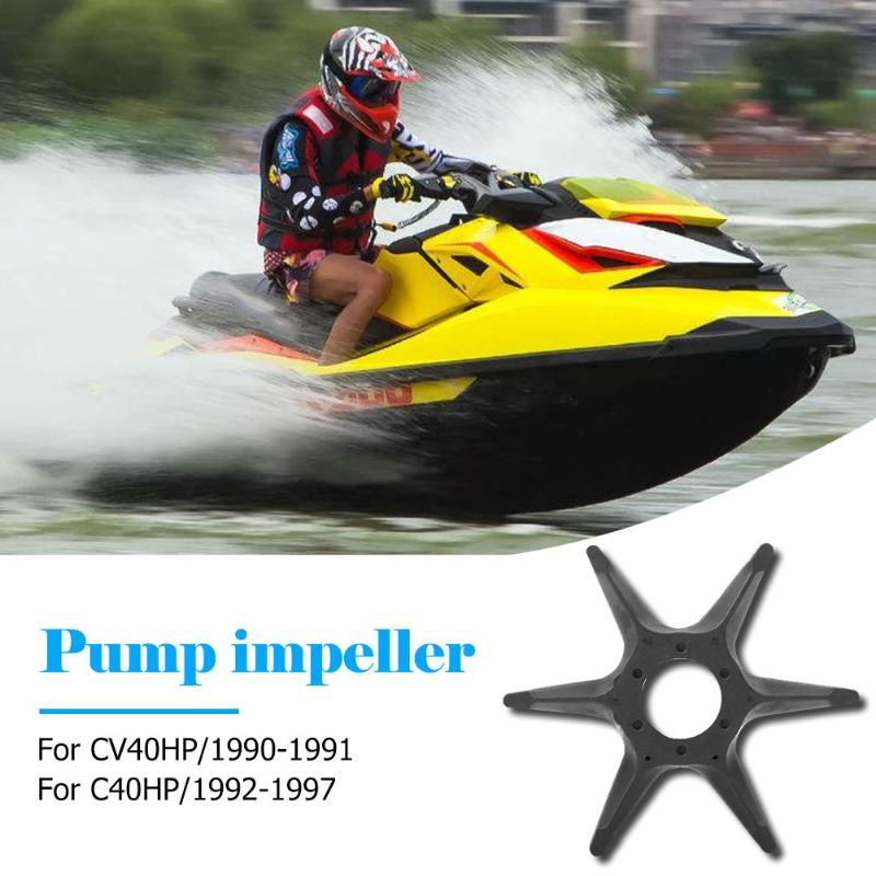 US $3 37 29% OFF|Water Pump Impeller 6F5 44352 00 6 Blades for Yamaha 40HP  Outboard Motor-in Marine Pump from Automobiles & Motorcycles on