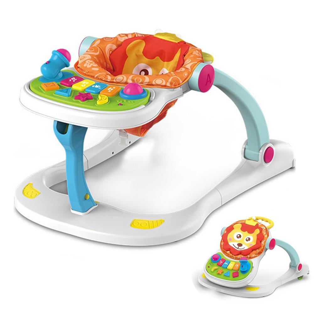 8f7ff50d379b Musical Baby Activity Center Rainforest Jumperoo Baby Walker Bouncer ...