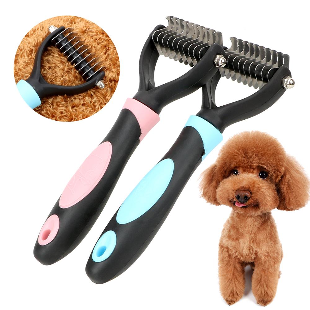 Dog Brush Cat Brush Self Cleaning Slicker Brush Pet Brush Shedding Grooming Tools For Dogs Cats With Long Or Short Hair Everyday Automatic Hair Pushing Orange Brushes