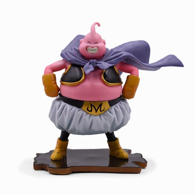 "6"" Anime Dragon Ball Z Super Saiyan Fat MAJIN  Buu Boo Action Figure PVC Figurine Collectible Model Toys Baby Christmas Gift"