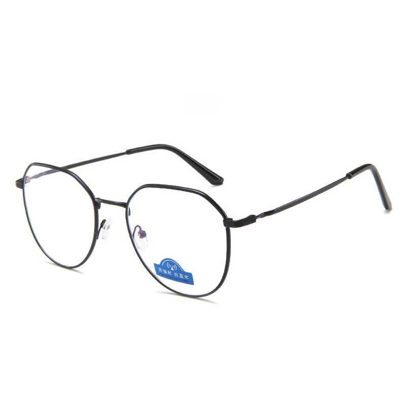 Zilead, полигон, металл, анти-синий светильник, блокирующая оправа для очков, для мужчин и женщин, компьютерные игровые очки, очки, оптическая оправа для очков