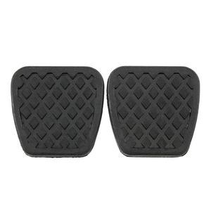 Image 5 - Professional 2 PCS Brake Clutch Pads Cover Pedal Rubber Manual Transmission Replacement For Honda Civic Accessories
