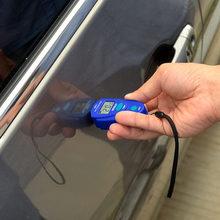 all-sun Medidor de espessura EM2271 Com Manual Do Russo Display Digital Medidor de Espessura Pintura Do Carro