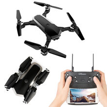 JDRC JD-20S PRO JD20S PRO WiFi FPV w/5MP 1080 P HD Camera 18 minuten Vliegtijd Opvouwbare RC drone Quadcopter RTF(China)