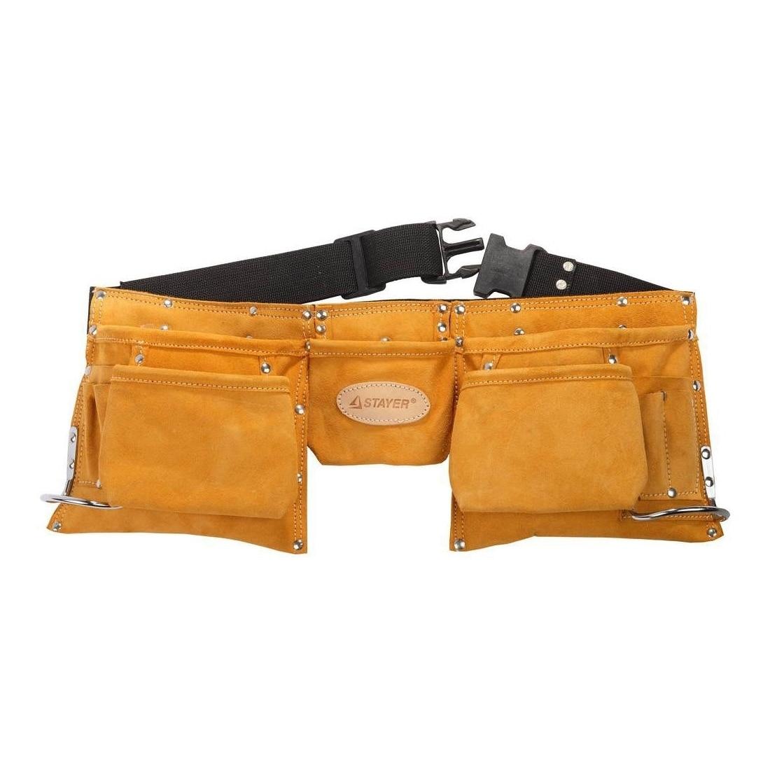 Фото - Bag belt tool STAYER 38520 cow leather tote bag brand 2018 bolsa feminina new women handbag 100% genuine leather alligator shoulder bag free shipping