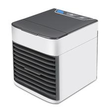 Mini air conditioner for car Air Cooling Fan for car Air Ultra Compact Portable Evaporative Air Cooler Suitable car home marsrock 7000w ac220v dc48v 24000btu inverter air conditioner cooling heating hybrid for home on grid solar air conditioner
