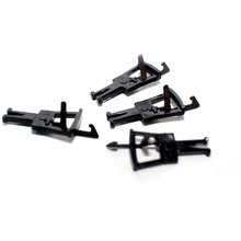 1/87 Model Train Hook Accessories HO Scale Universal For Electric Coupler 12pcs