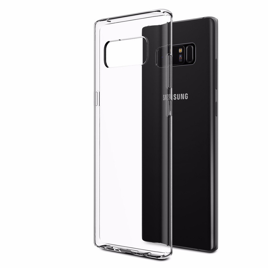 Clear Case For Samsung Galaxy Note 9 8 S10 E S8 S9 Plus A6 A8 Plus J2 Core J4 J6 J8 2018 J3 J5 J7 2017 EU TPU Soft Back Cover