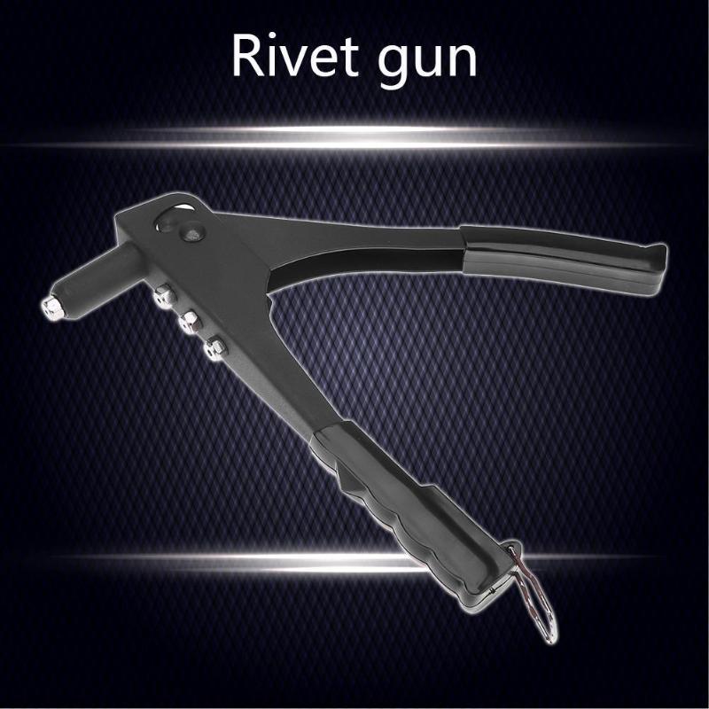 Rivet Tool Riveter Gun Blind Rivets Repair Tools Metal Woodworking Stapler  Pop Rivet Tool Riveter Gun Steel Blind Rivets Repair