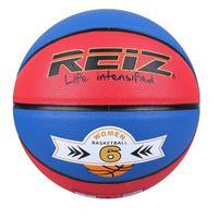 REIZ6 New Arrive Outdoor Indoor PU Leather Basketball Ball Training Basket Ball Basketbol Net + Ball Needle Basketbol Basquete