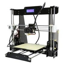 Anet A8/A6 i3 Impresora 3D Printer High Precision Sla 3D printer 0.4 Nozzle  With Arcylic Hotbed +SD Card +Build Tools +Filament tronxy x5s 3d printer diy kit i3 high precision metal 3d printer diy kit aluminium extruder hotbed sd card build tools filament