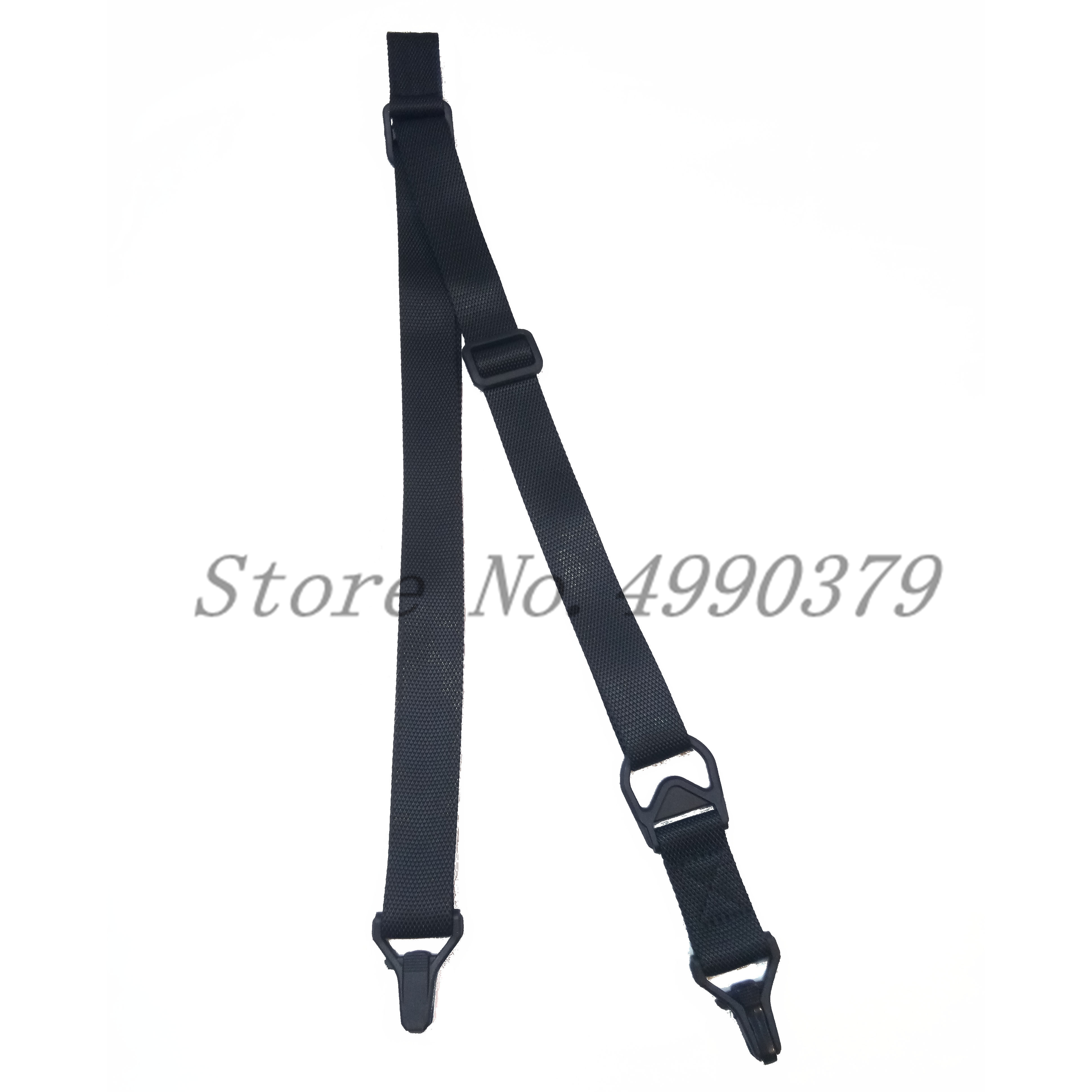 Image 2 - HANWILD  MS3 Tactical Sling Multi Mission Rifles Carry Sling Adjustable Length Shoulder Straps Wholesale-in Hunting Gun Accessories from Sports & Entertainment