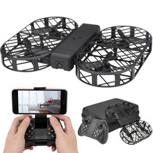 цена на 720P Wide-Angle HD Camera Live Video RC Quadcopter with D7 Wifi FPV Drone Altitude Hold RTF and Easy to Fly for Beginner