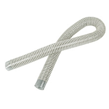 1.5M Length 55mm Inner Diameter Suction Tube Cleaner Hose Bellows Straws for Third Generation Turbocharged Cyclone SN50T3