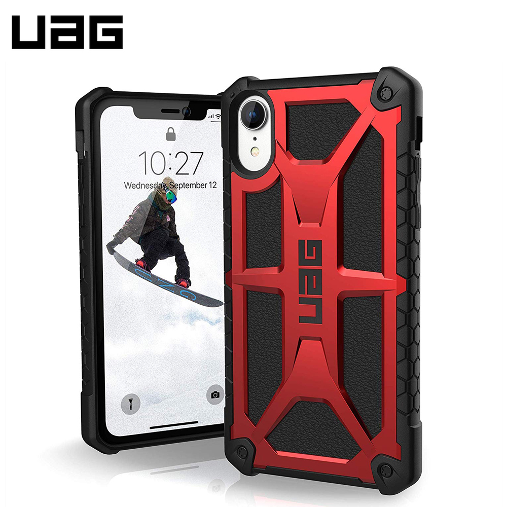 Фото - Mobile Phone Bags & Cases UAG 111091119494  XR  case bag 360 degree round finger ring mobile phone smartphone stand holder