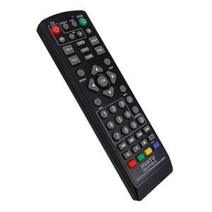 Image 1 - Controle remoto universal huayu, controle remoto Dvb T2 controle remoto Rm D1155 sat receptor de televisão por satélite mouse ar controle remoto