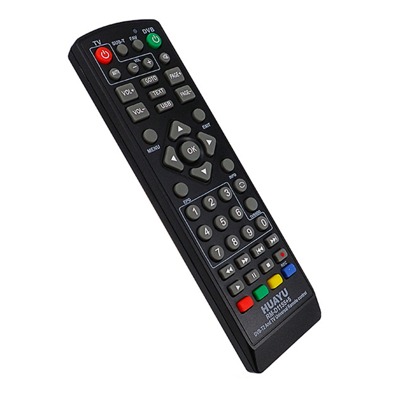 HUAYU Universal Tv Remote Control Controller Dvb-T2 Remote Rm-D1155 Sat Satellite Television Receiver air mouse remote control