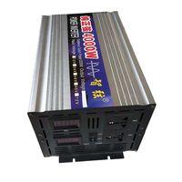 Пик 4000 Вт чистая синусоида инвертор решетки Солнечной системы мощность Инвертор DC12V/24 В в к AC В 110 60 Гц Японии/США/CA
