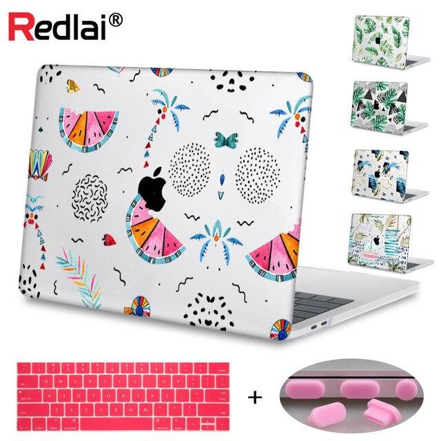 Plastic Hard Case Cover For Macbook 12 Air Pro Retina 11 13 15
