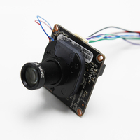 HD 3MP 25mm Lens DIY 1080P 2MP IP Camera module Board with IRCUT RJ45 Cable ONVIF H264 Mobile APP XMEYE Serveillance CMS