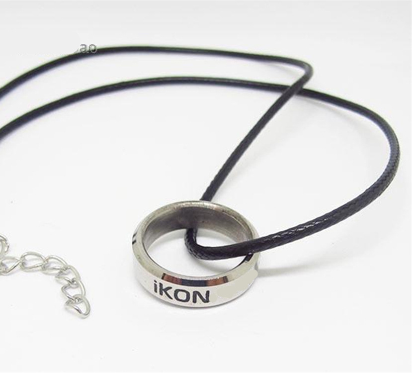 IKON Finger-Ring MYKPOP Collection Fashion-Accessories with Loop SA18072805