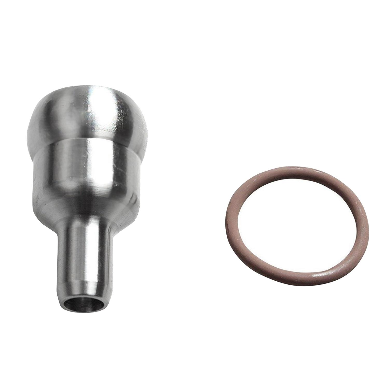 6.0L Powerstroke Diesel High Pressure Oil Rail Repair Kit Ball Tube and O-ring
