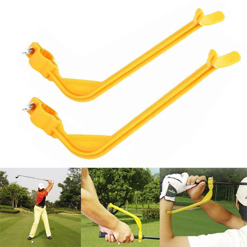 1 Pc Golf Swing Trainer Beginner Praktische Beoefenen Gids Gebaar Alignment Training Aid Aids Juiste Swing Trainer Dropship