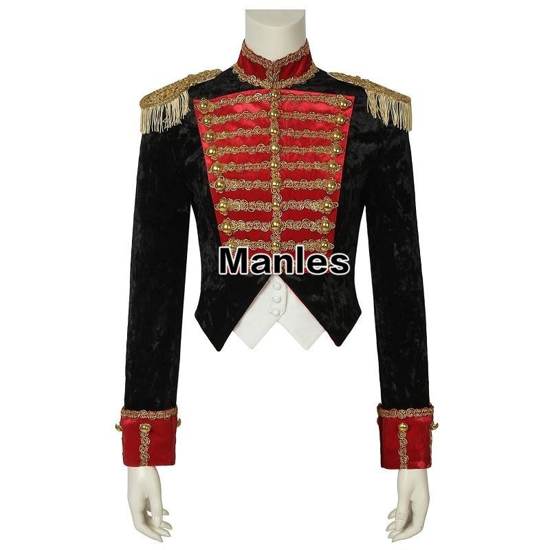 The Nutcracker And The Four Realms Movie Costume Clara Cosplay Halloween  Soldier Customize Adult Custom Made Dress Princess-in Movie   TV costumes  from ... a9fff647cf0a