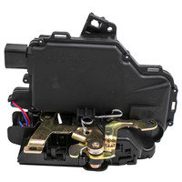 Rear Left Door Lock Actuator for VW PASSAT B5 96 05 DOOR LOCK MECHANISM MOTOR ACTUATOR REAR LEFT 3B4839015A