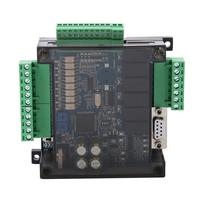 PLC Industrial Control Board FX3U 14MR 8 Input 6 Output Programmable Simple Controller durable NEW