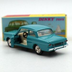 Image 3 - אטלס 1:43 Dinky צעצועי 538 פורד Taunus 12 M Diecast מודלים רכב מהדורה מוגבלת אוסף