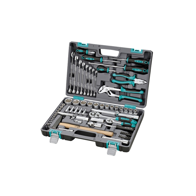 Hand tool set STELS 14104