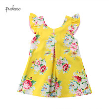 65a47d8039 Buy yellow dress toddler and get free shipping on AliExpress.com