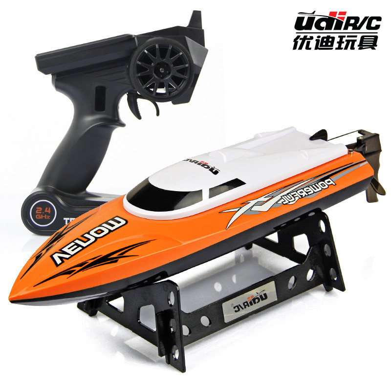 2.4G 4CH télécommande RC bateau hors-bord jouet pour enfants bateau de vitesse de l'eau jouets d'été