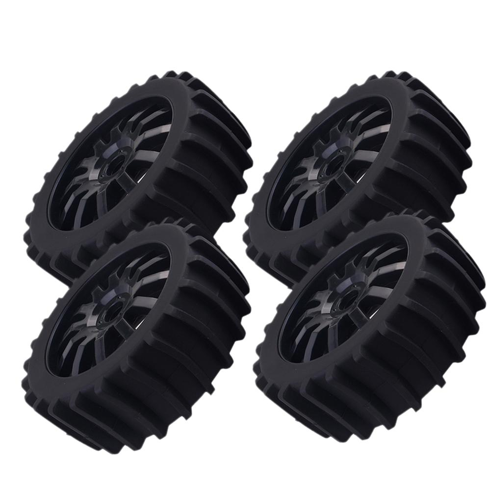 4pcs 1/8 Rc Off Road Buggy Snow Sand Paddle Tires Tyre Wheel For Hsp Hpi Baja Activating Blood Circulation And Strengthening Sinews And Bones Home