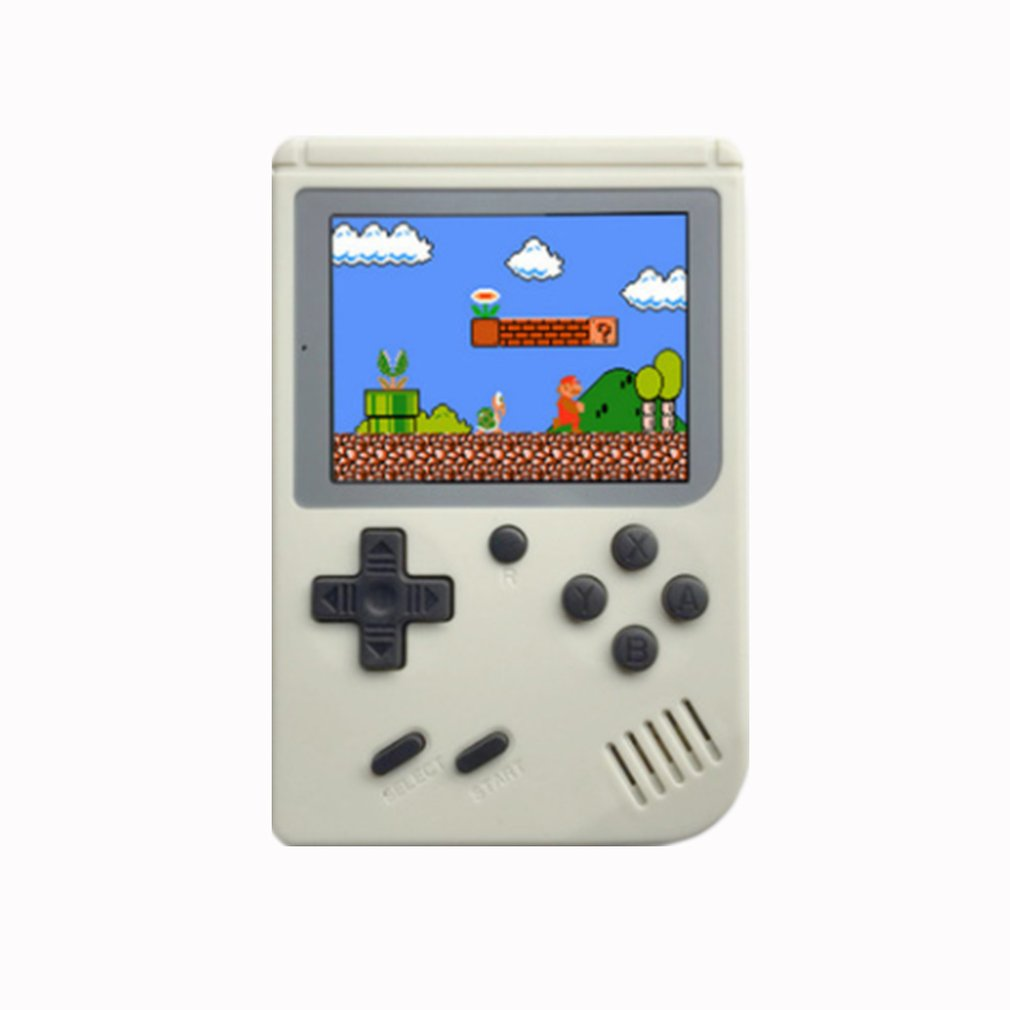 Video Game Console 8 Bit Retro Mini Pocket Handheld Game Player Built-in 168 Classic Games Best for Child Nostalgic Player