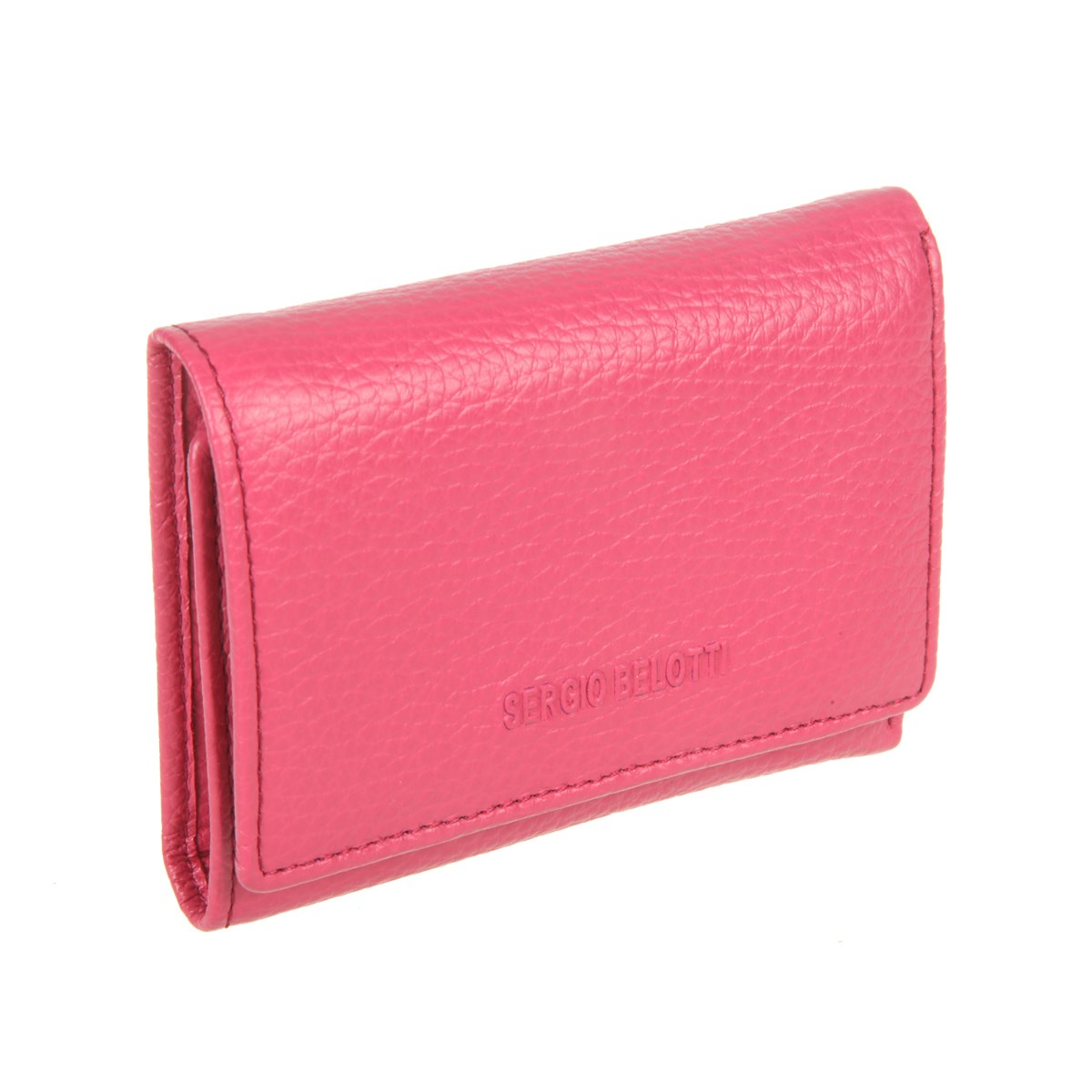 цена Coin Purse Sergio Belotti 3118 Livorno pink онлайн в 2017 году