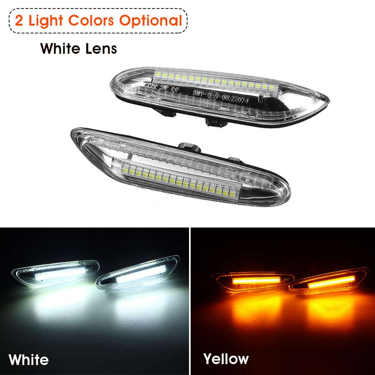 4 Different Colour Motorcycle Turning Light Backlight Indicator Bright Durable Effective Motorbike Indicator LED Light 4Pcs Motorbike Indicator Light 8mm 12V LED Motorcycle Signal Light Indicator