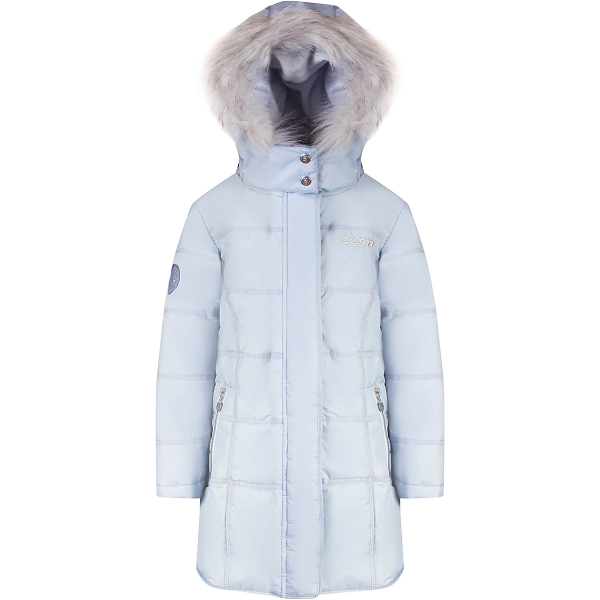 GUSTI Down & Parkas 9511916 jacket for girls winter outerwear children jackets boys clothing jackets