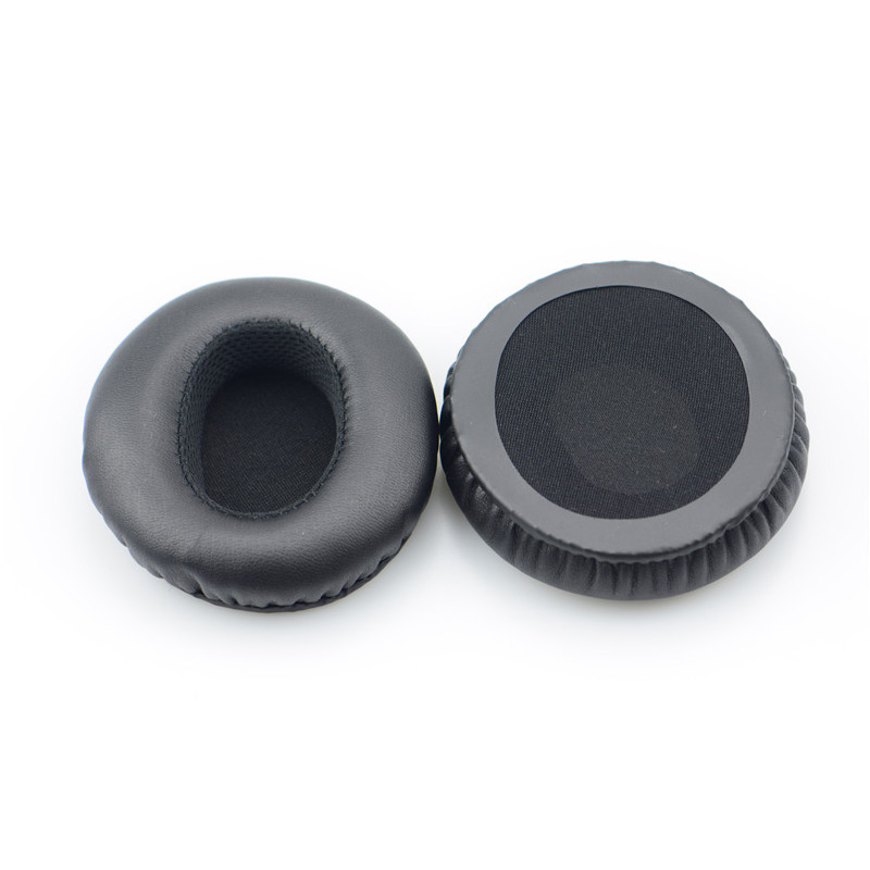 LEORY 1 Pair Replacement Earpads Cushion for Sennheiser MOMENTUM Over ear bluetooth Wireless Headphones Protein Leather