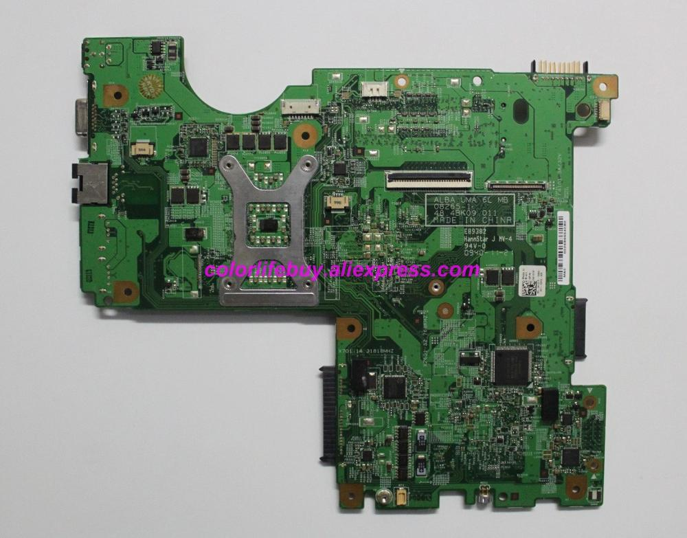 Image 2 - Genuine CN 0K137P BR 0K137P 0K137P K137P ALBA 08265 1 48.4BK09.011 Laptop Motherboard for Dell Inspiron 1440 Notebook PC-in Laptop Motherboard from Computer & Office