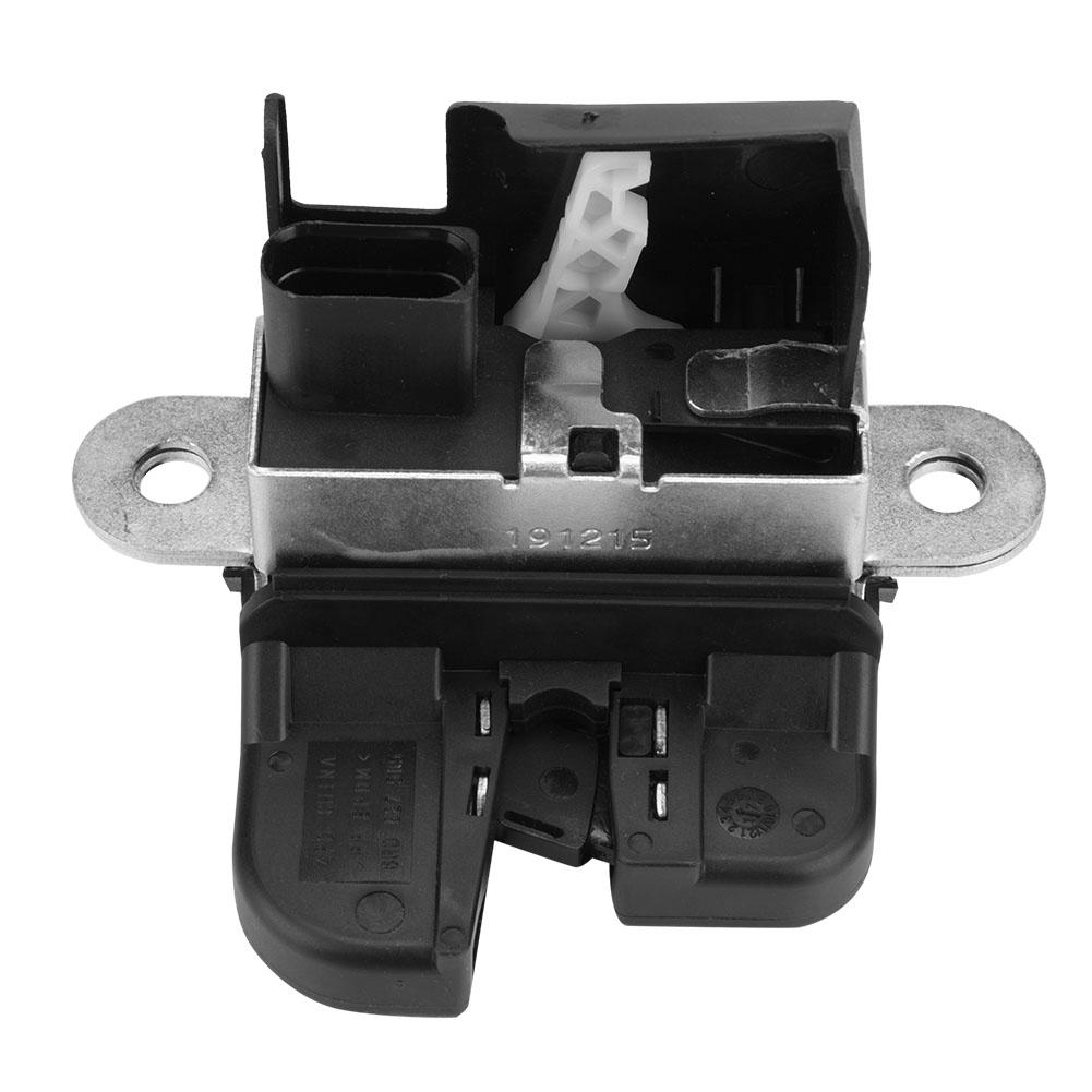 1K6827505E Tailgate Rear Trunk Lid Lock Latch For VW / SEAT ALTEA / LEON II / TOLEDO III Car Boot Tailgate Trunk Lock Latch