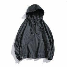 #2526 PU Biker Faux Leather Jacket Men Front Pocket Windbreaker Plus Size 5XL Hip Hop Coat Streetwear Jackets With Zipper